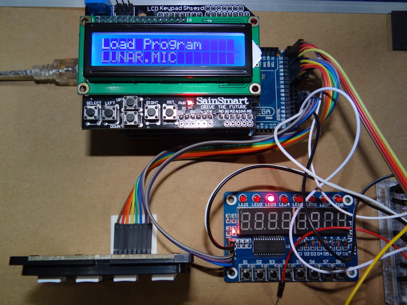 Load Program from SDCard