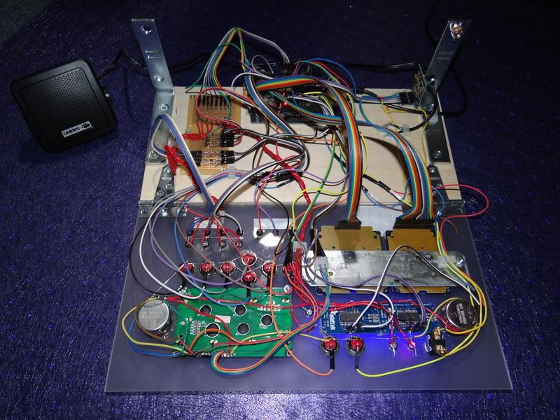 Busch 2090 Microtronic Emulator for Arduino Mega 2560 Version 3
