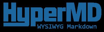 HyperMD Markdown Editor