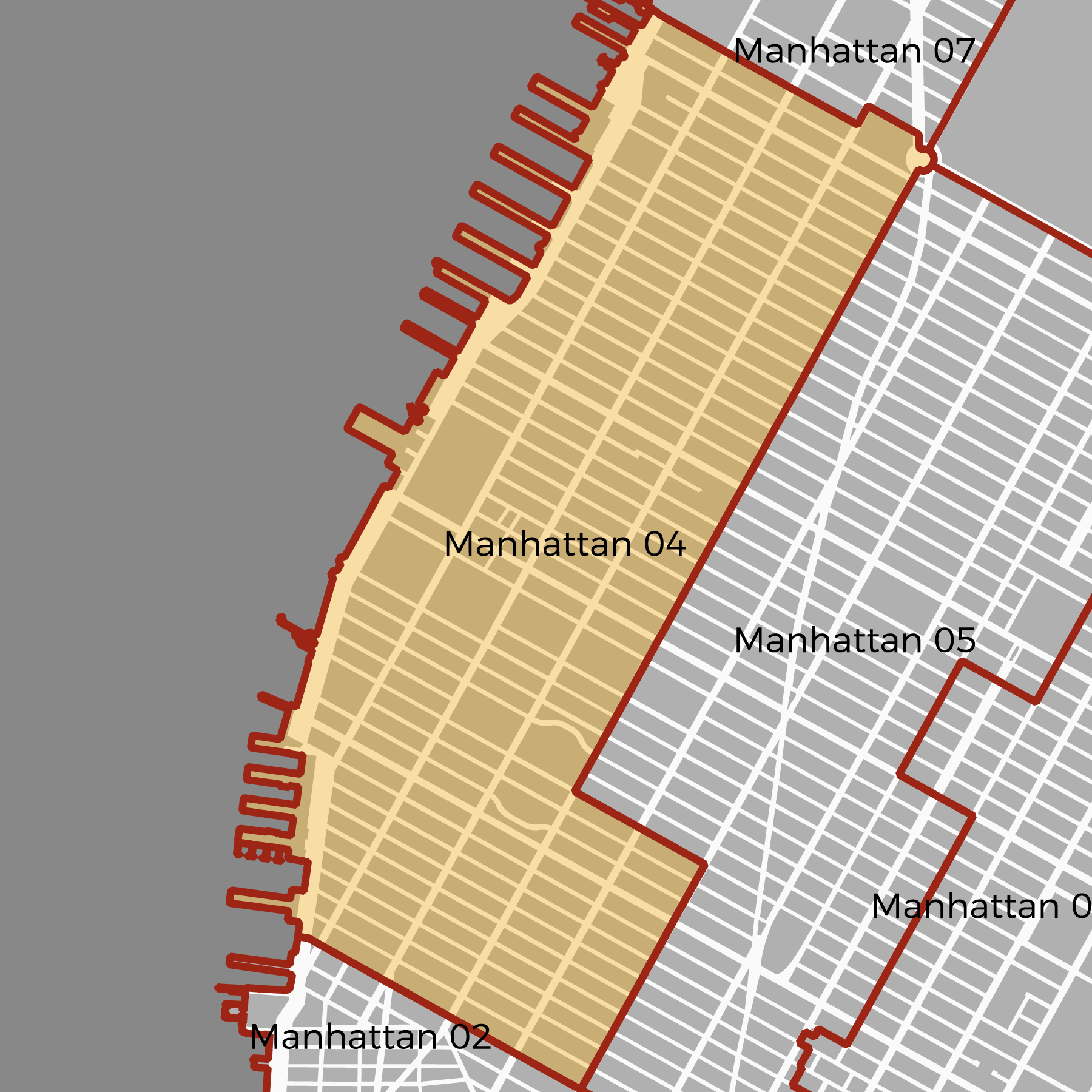 Manhattan Community Board 4