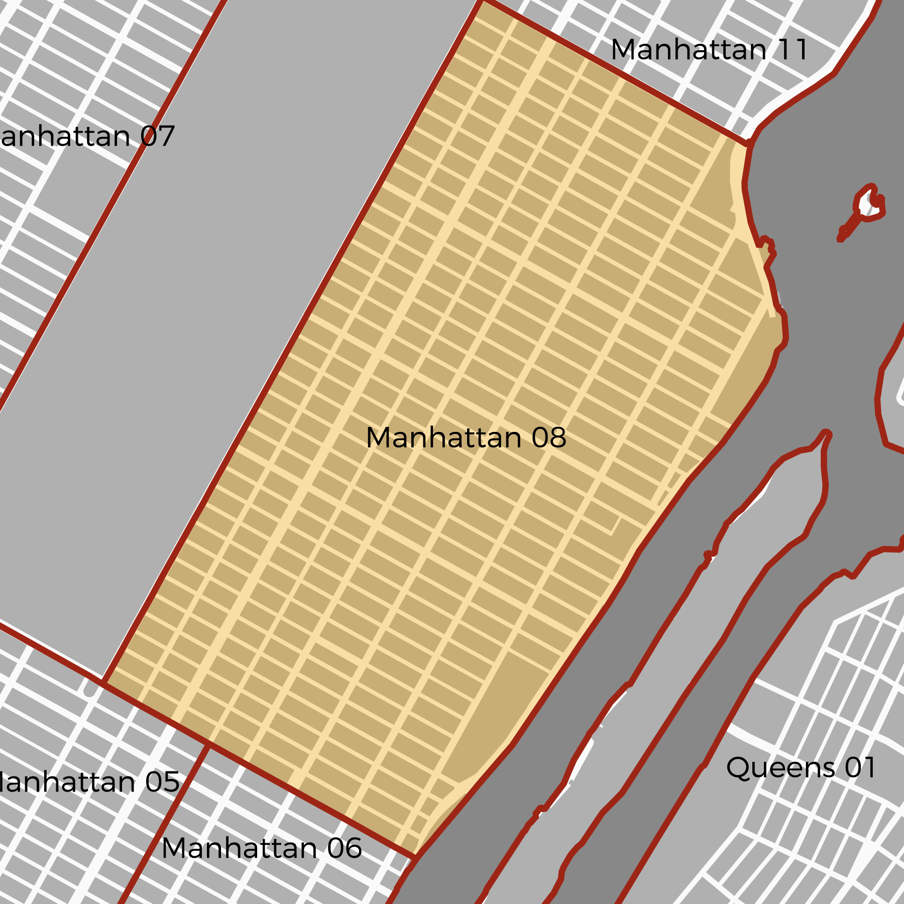 Manhattan Community Board 8
