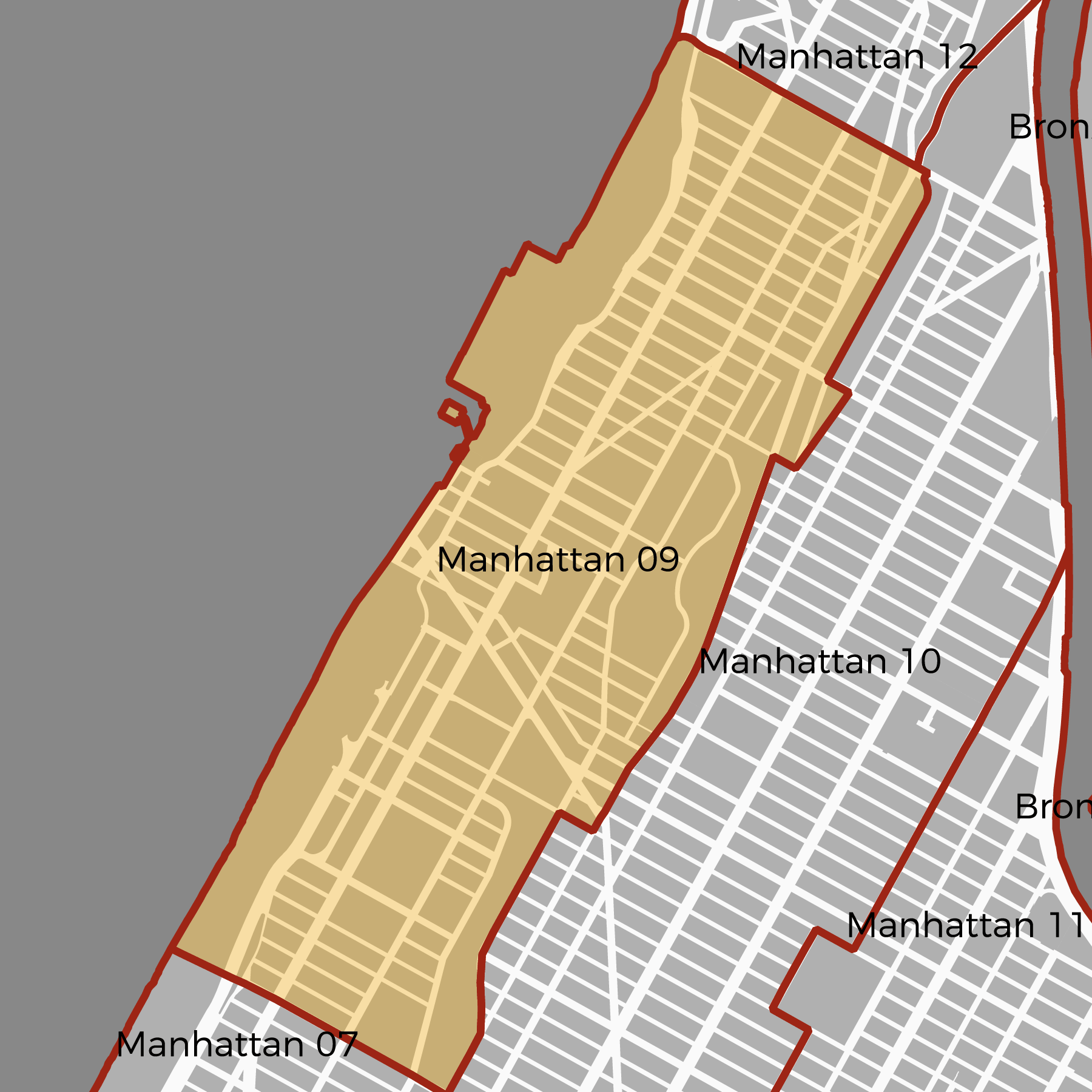 Manhattan Community Board 9