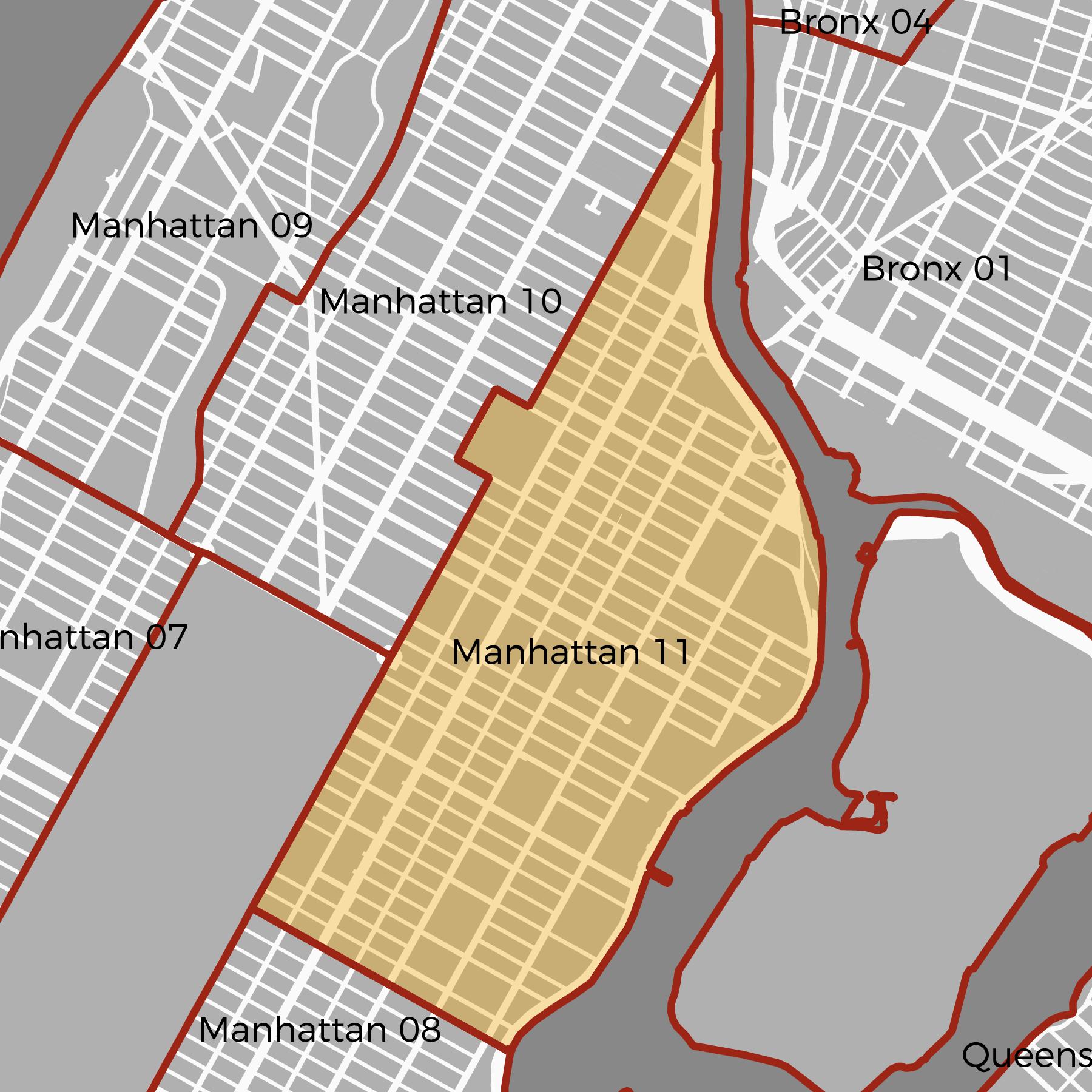 Manhattan Community Board 11