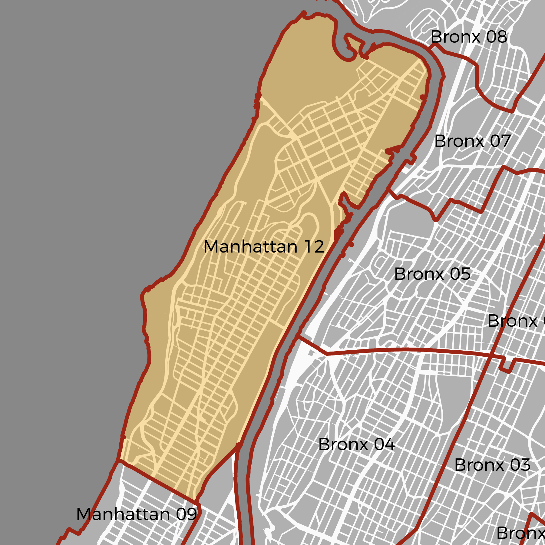 Manhattan Community Board 12
