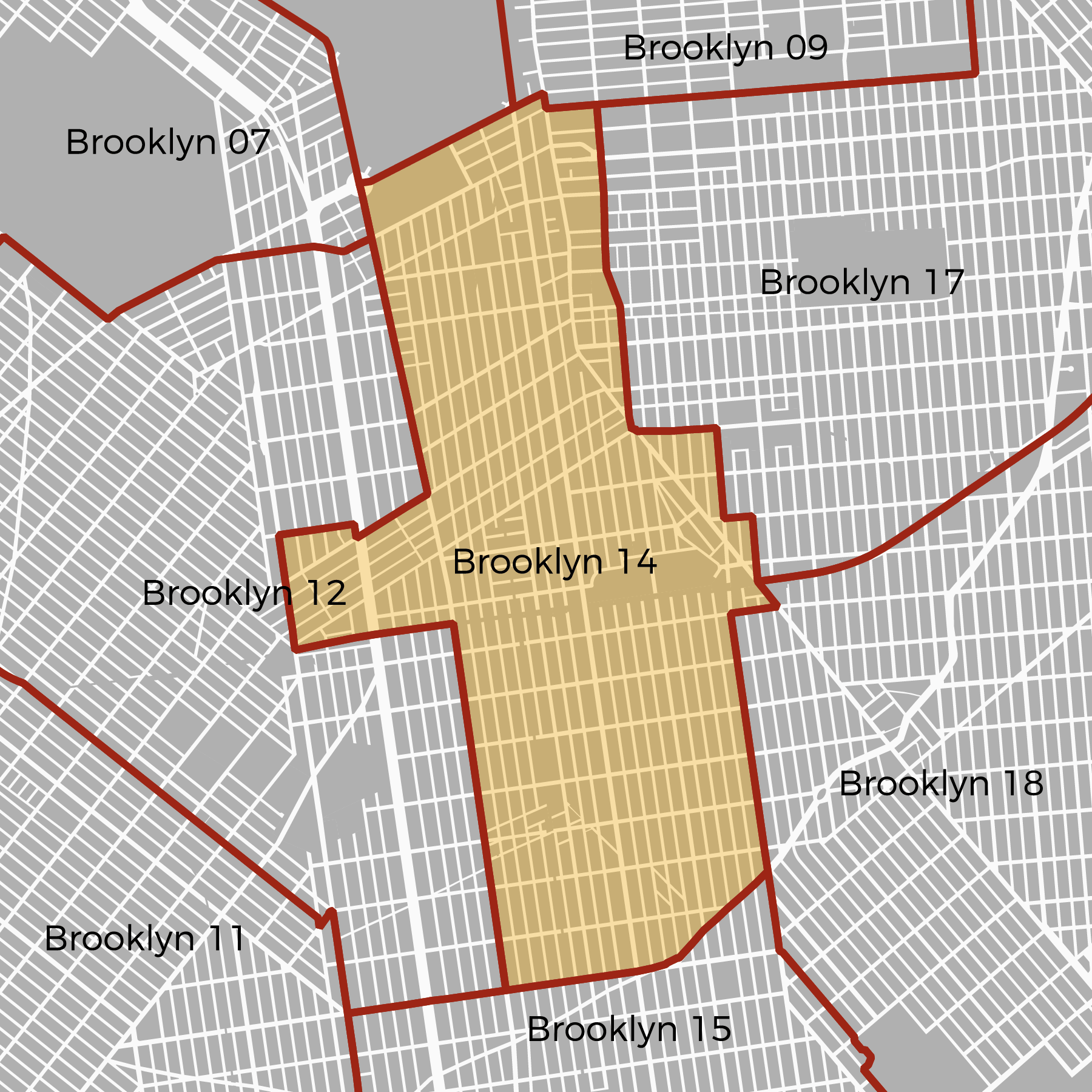 Brooklyn Community Board 14