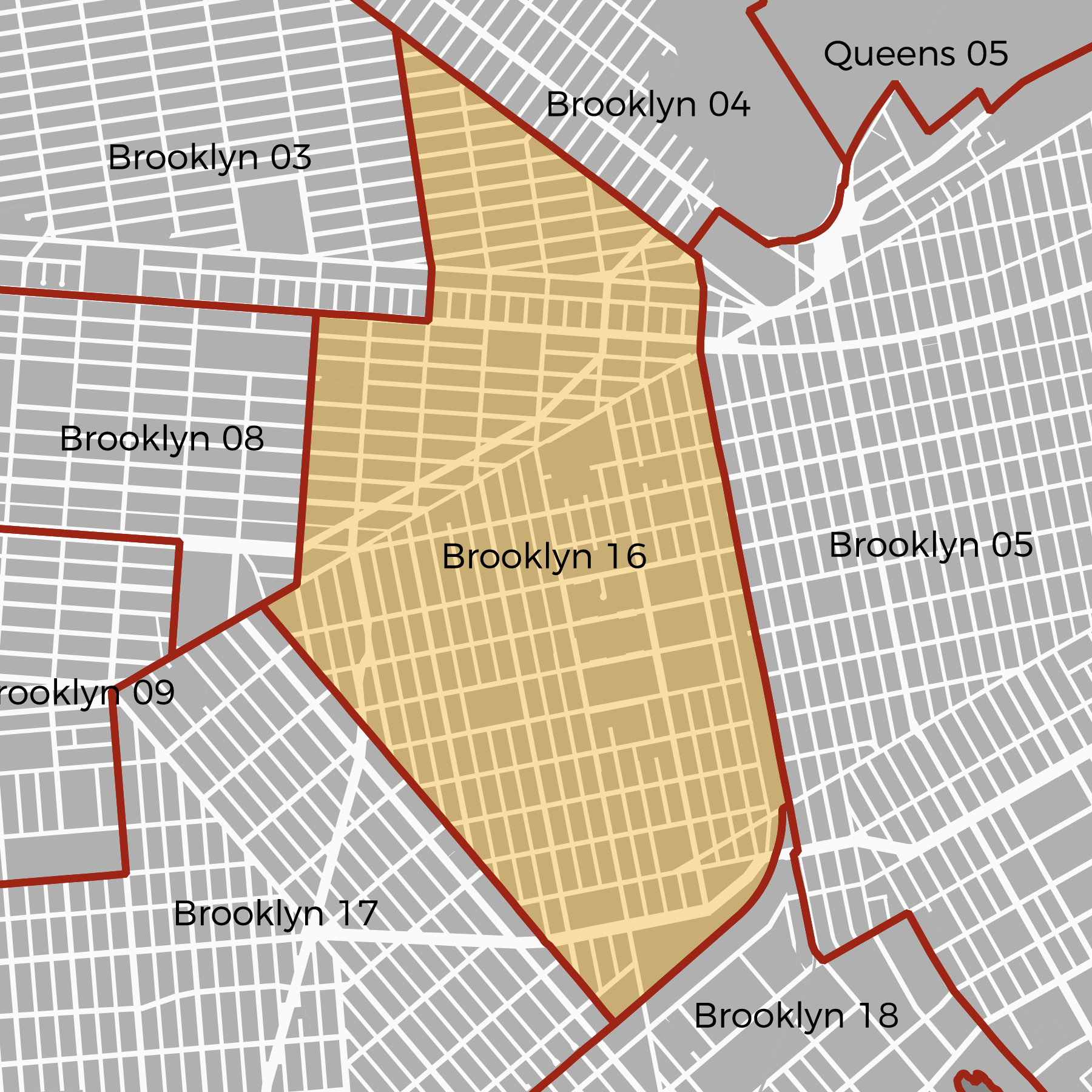Brooklyn Community Board 16