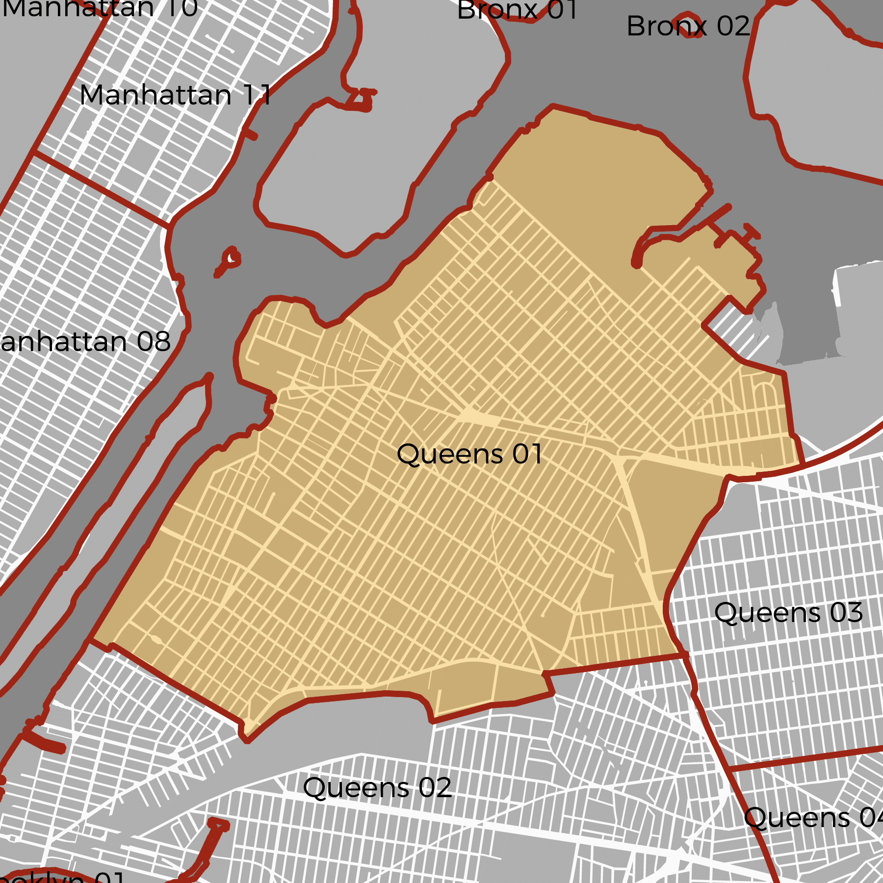 Queens Community Board 1