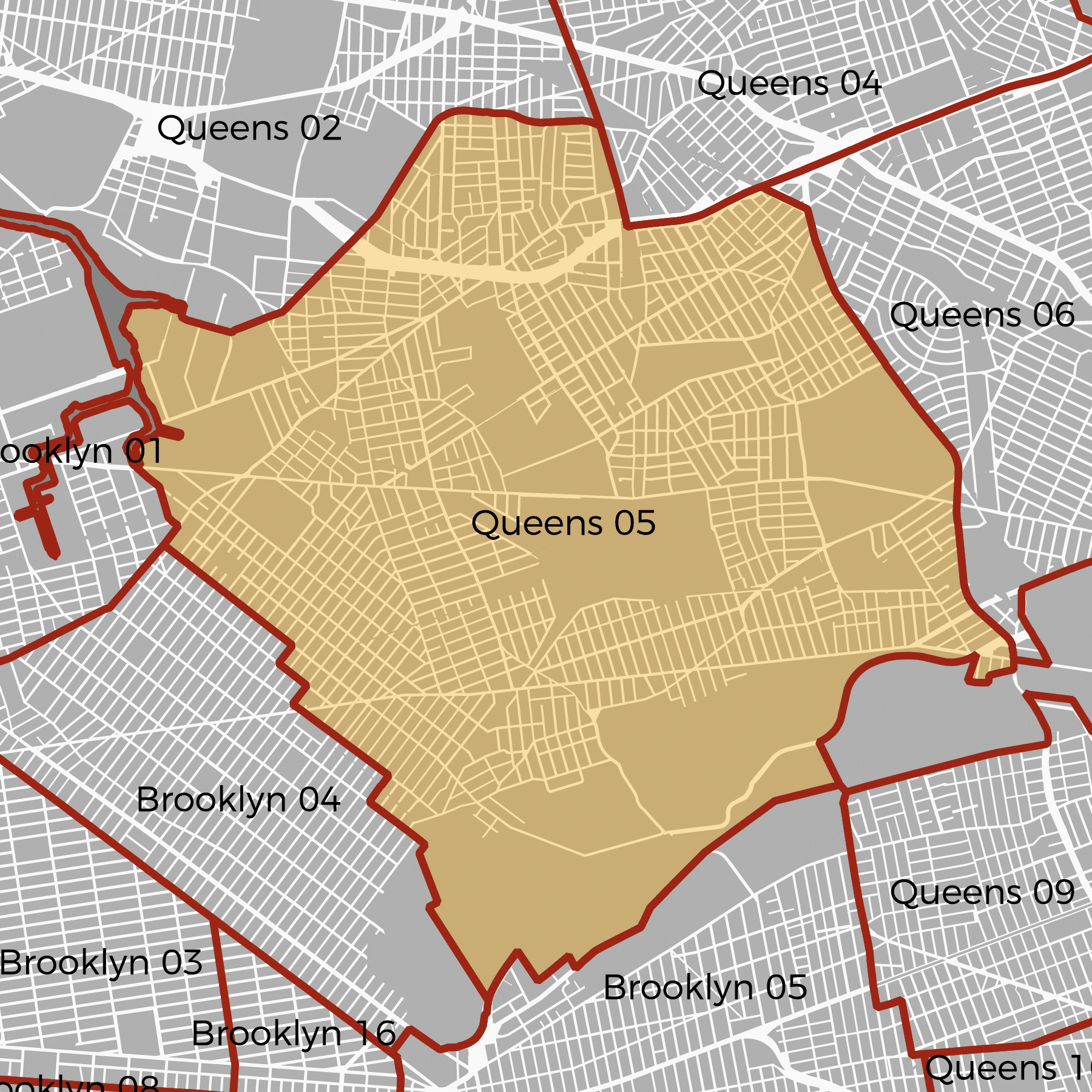 Queens Community Board 5