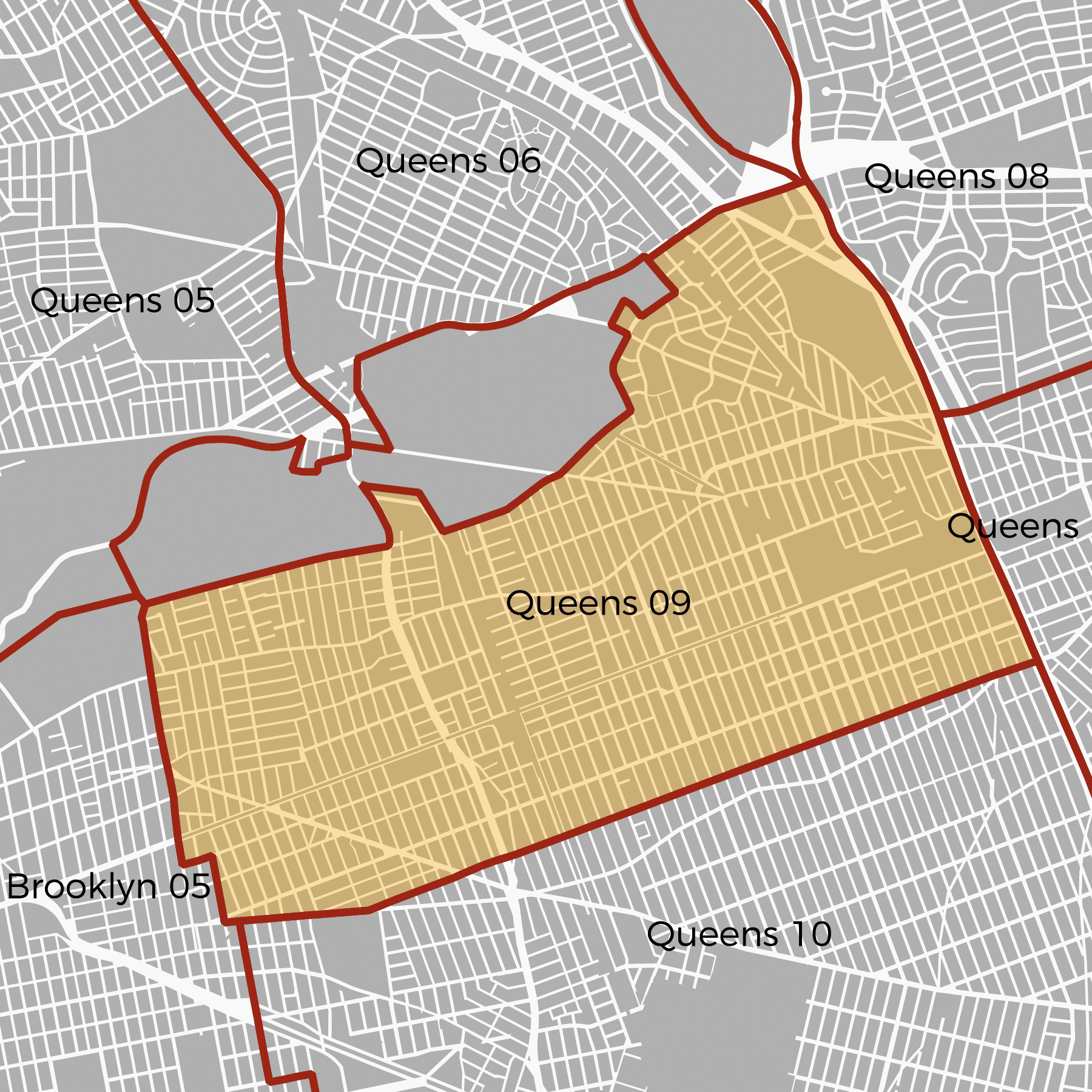 Queens Community Board 9