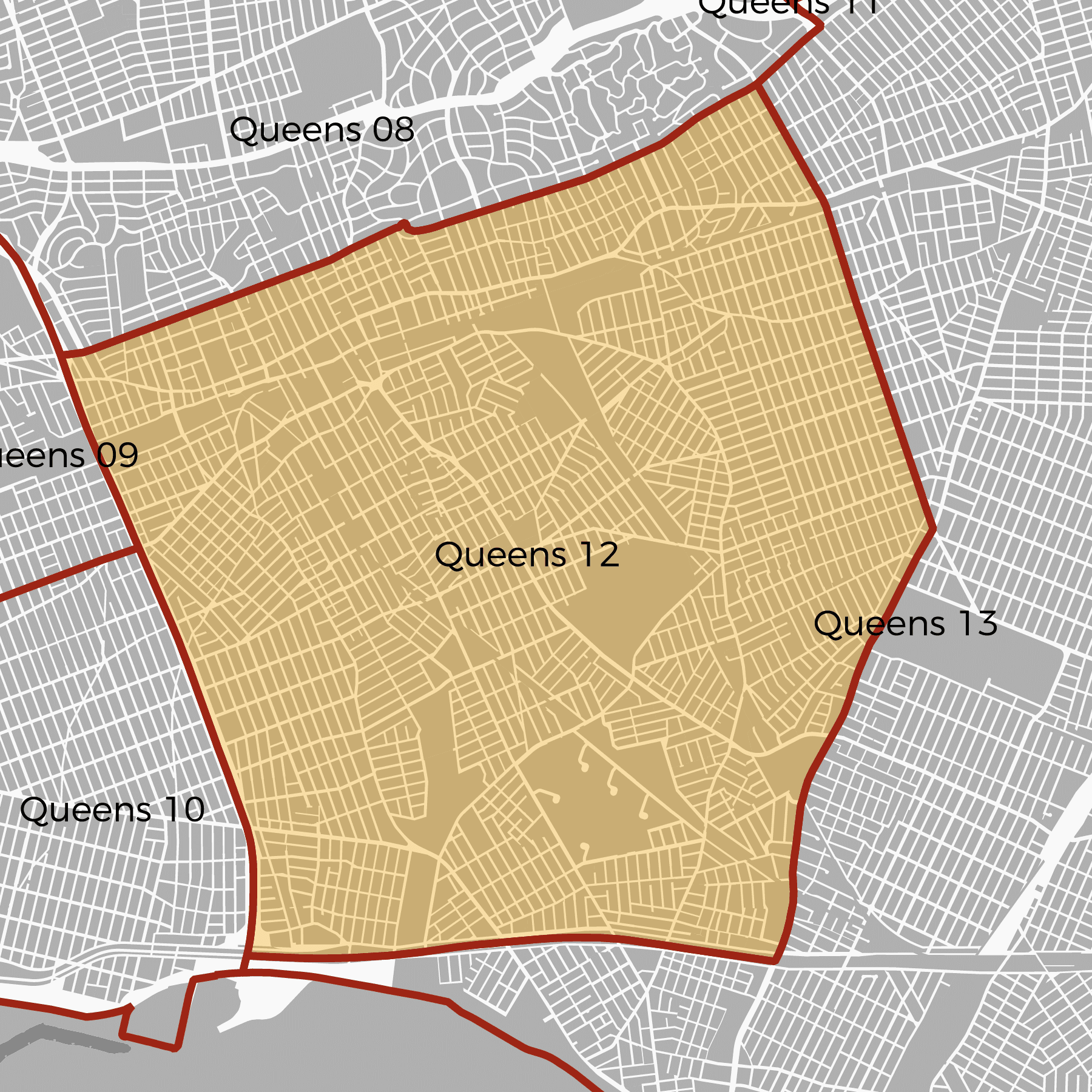 Queens Community Board 12