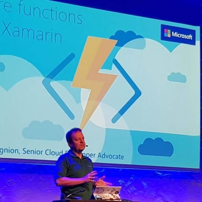 Presenting about Azure Functions