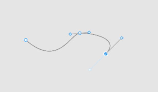 Create path using pen
