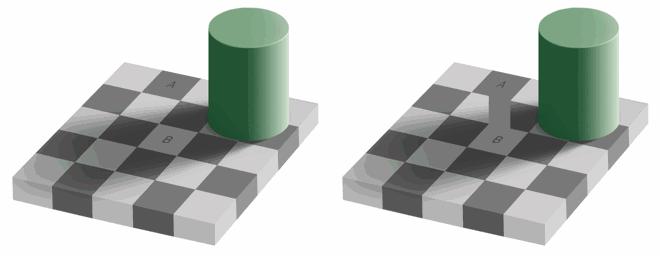 luminance vs color