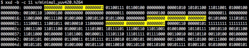 SPS binary view