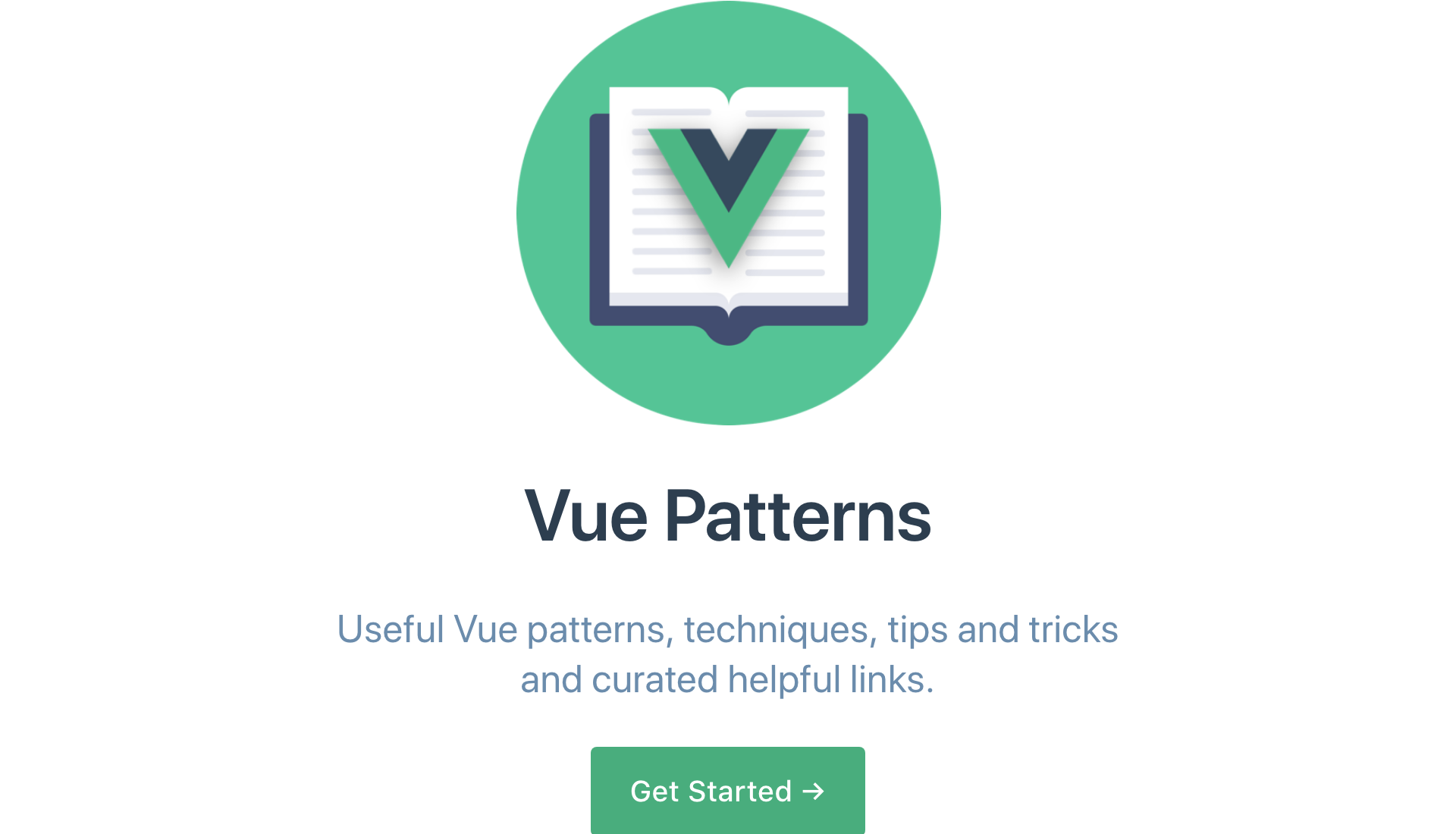 Vue Patterns