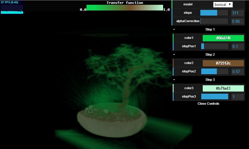 GitHub - lebarba/WebGLVolumeRendering: WebGL Volume