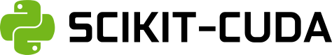 scikit-cuda