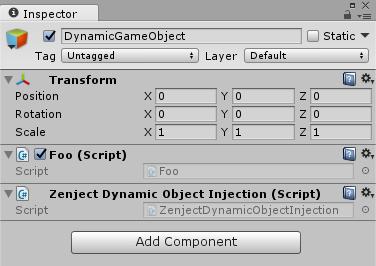 Dynamic GameObject