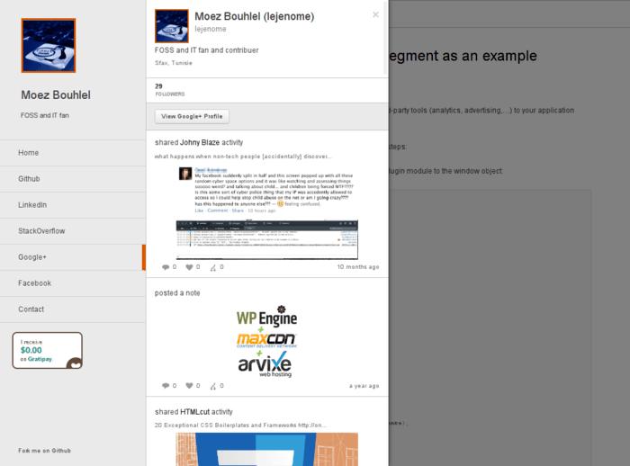 Syteyp Google+