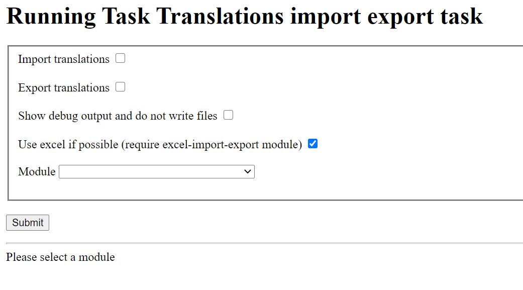 TranslationsImportExportTask