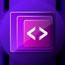 VSCode Blockman Icon