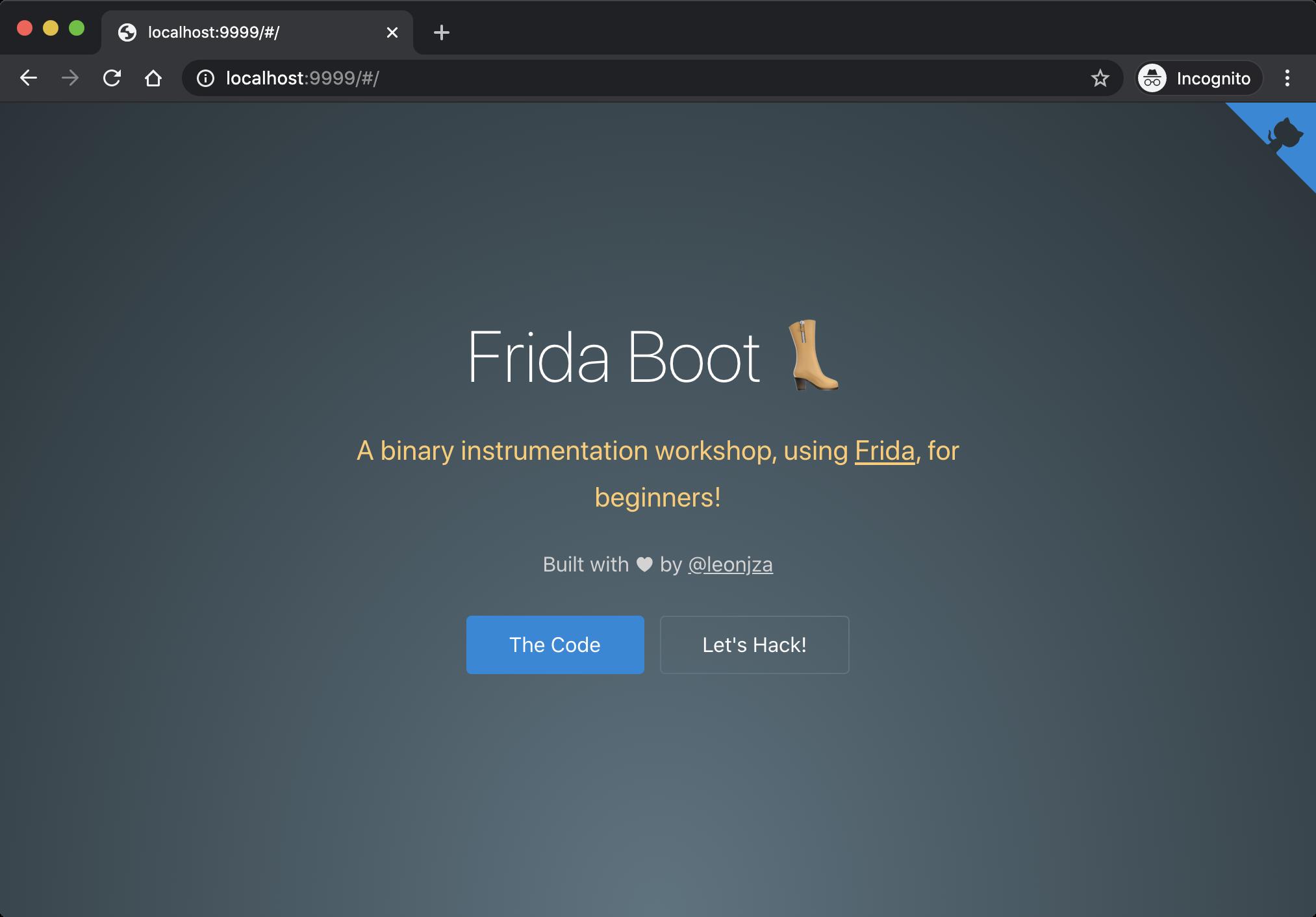 frida-boot