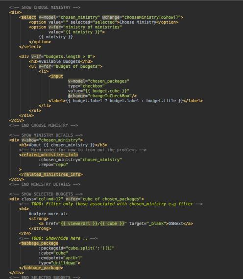 VueJS Final Demo Code