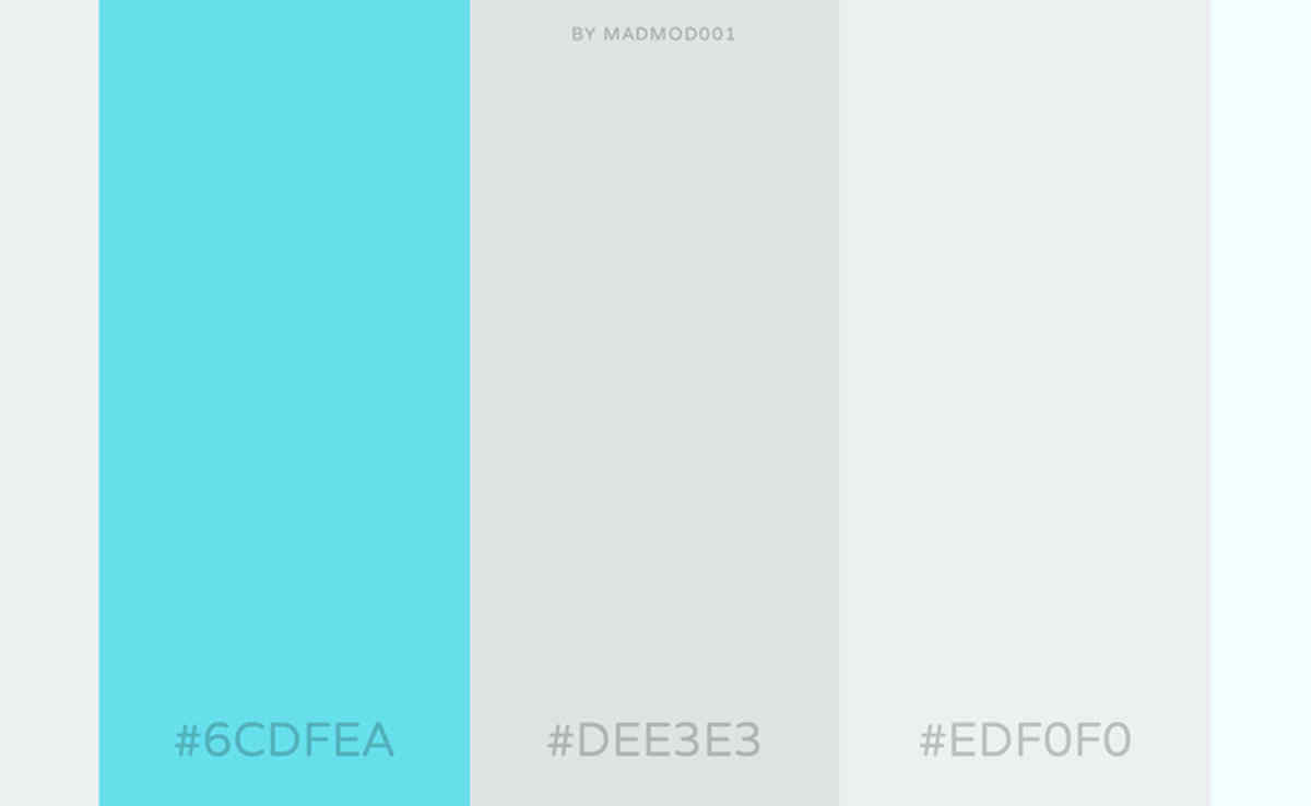 Choisissez vos couleurs avec soin