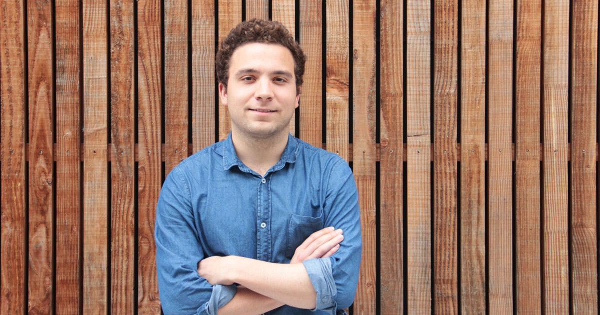 Vincent Simon, cofondateur uSlide