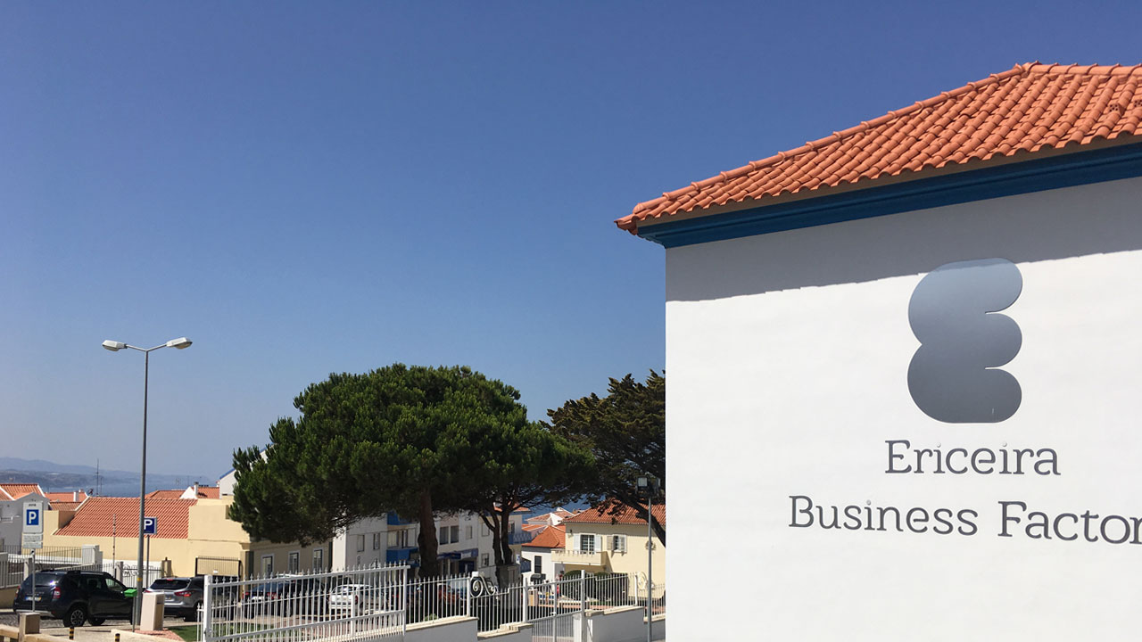 Ericeira Business Factory panoramic