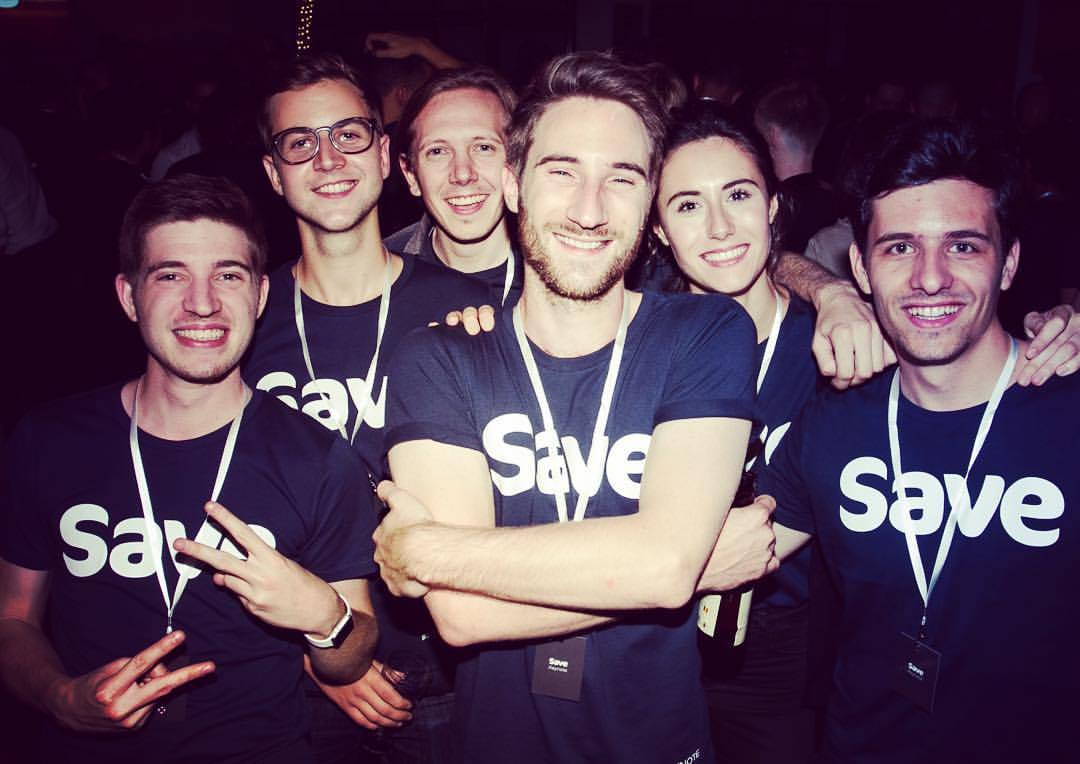 Alice Clavel and Save dev team