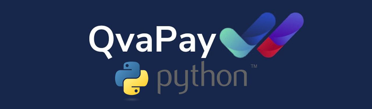 QvaPay client for Python Banner