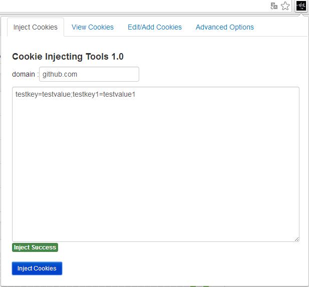 Cookiel劫持测试工具 – Cookie Injecting Tools