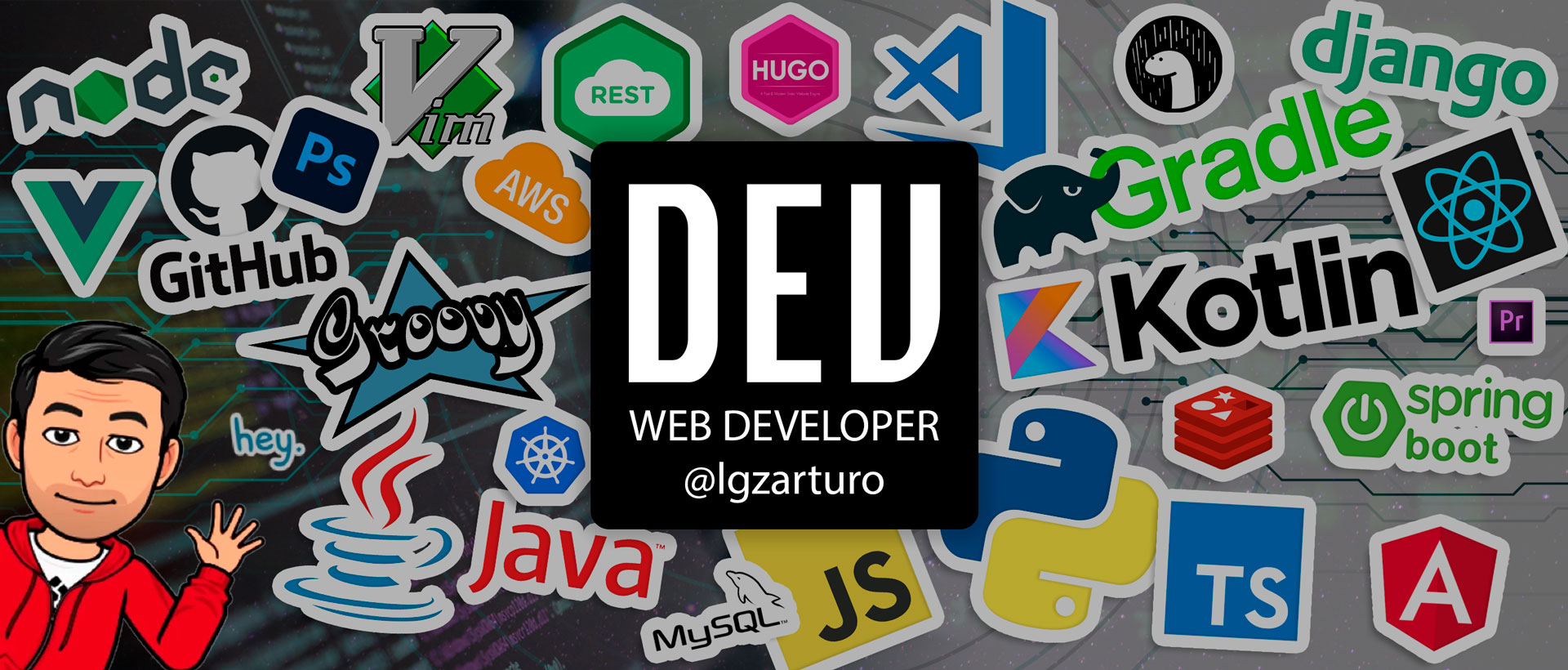 Web Developer @arthurolg
