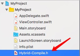 hybrid-compile