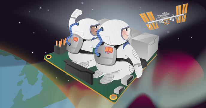 Astro Pi - Mission Space Lab - Entro PI