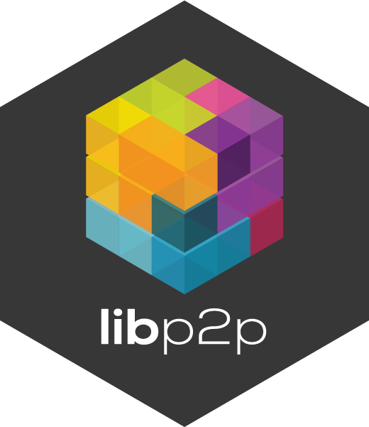 libp2p hex logo