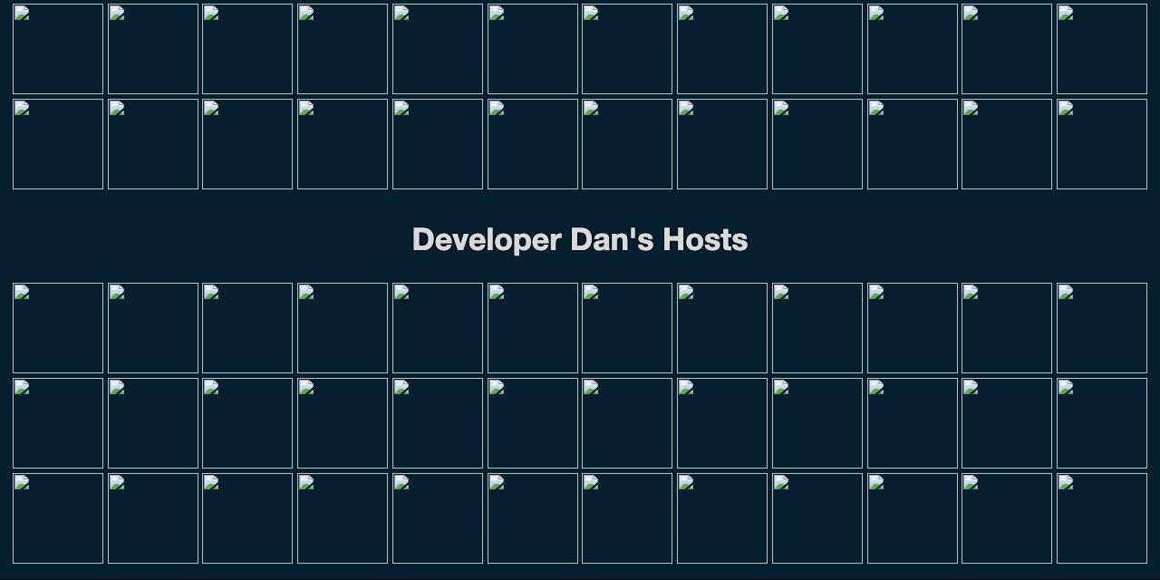 Hosts Logo