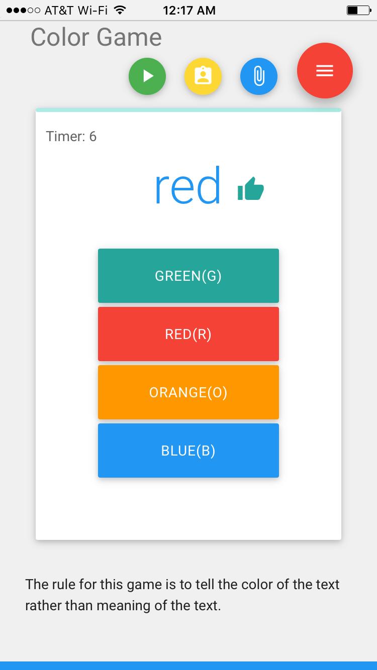 GitHub - linghuaj/Angular-ColorGame: Stroop effect color ...