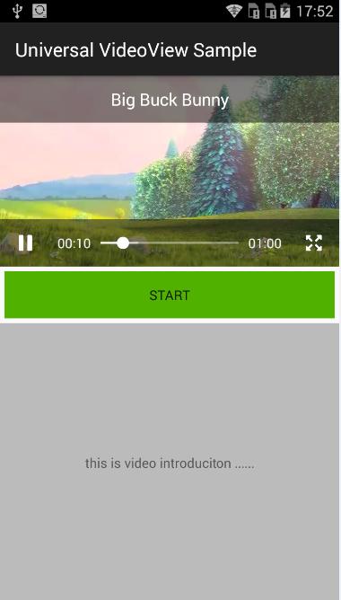 Sample Screenshot 1
