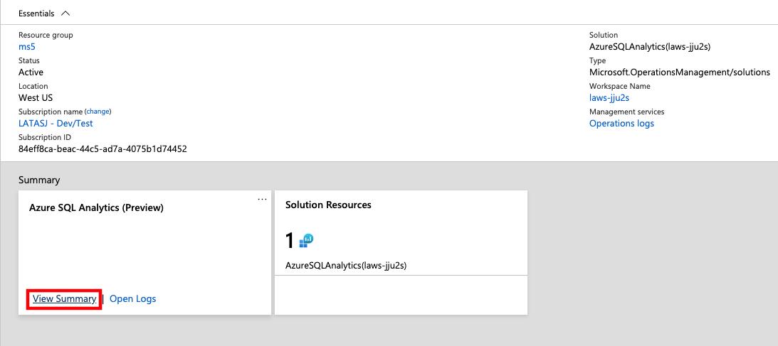 SQL Analytics 1