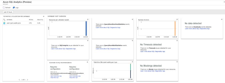SQL Analytics 3