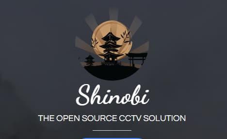 Shinobi Open Source NVR