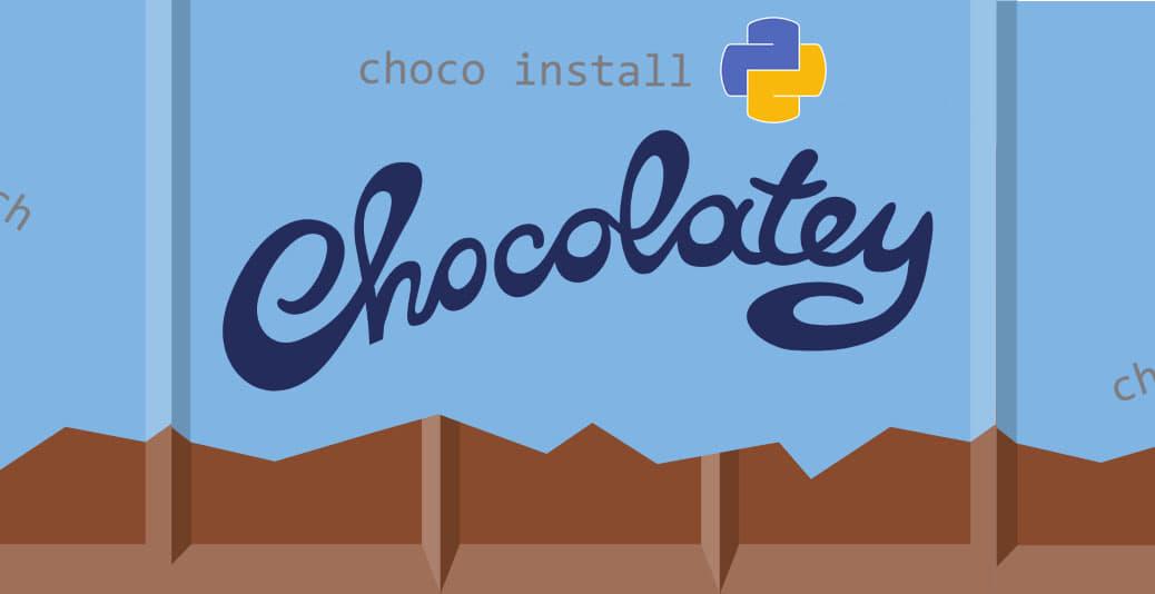 chocolatey-install-python