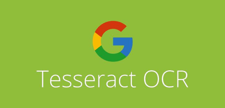 Pytesseract - OCR with Google's Tesseract and Python