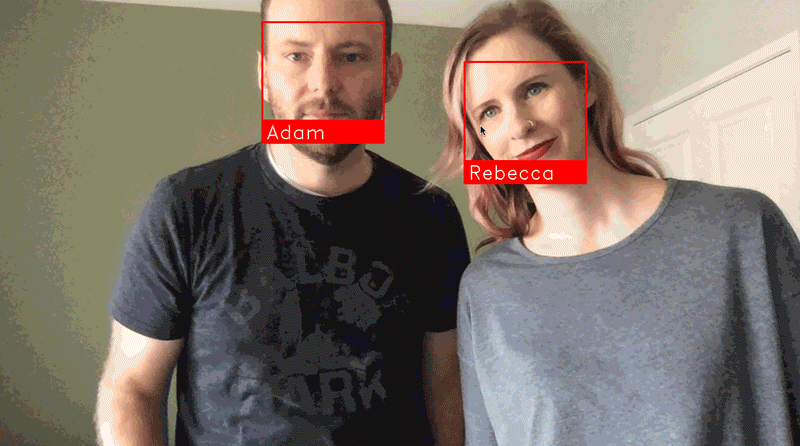 face_recognition - Simple facial recognition with Python