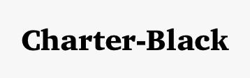 Charter-Black