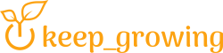 keep growing logo