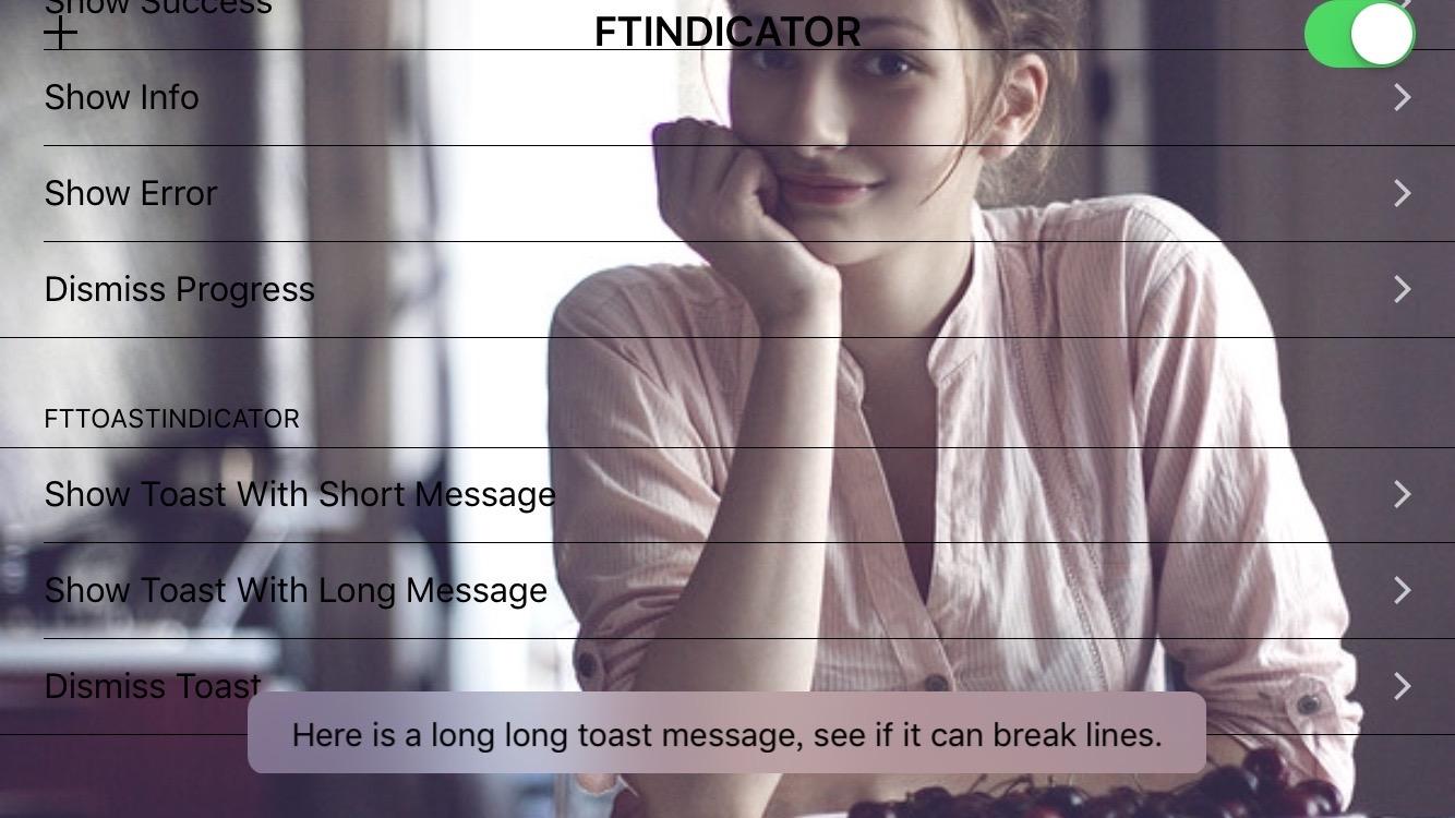 FTToastIndicator