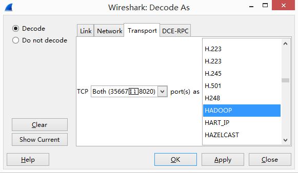 decode as